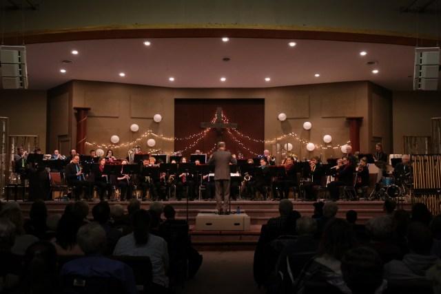 "Kamloops Community Band Presents ""Play Like The Dickens"""