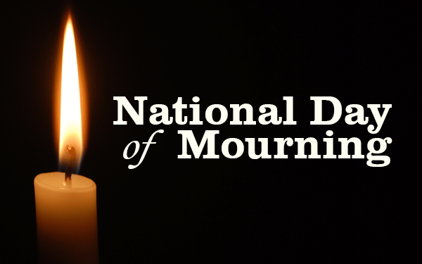 Day of Mourning in Kamloops 2020