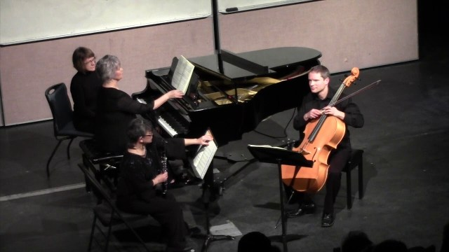 Seven Balkan Dances by Marko Tajčević for Clarinet, Cello, and Piano