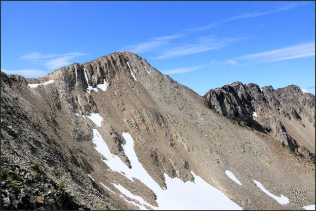 Frosty Mountain - Kamloops Trails