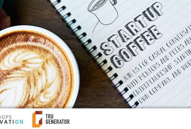 Startup Coffee   Walk at Riverside Park – TRU Newsroom