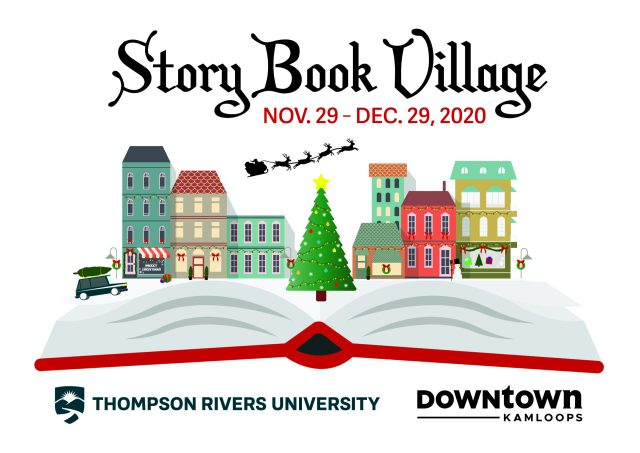 Experience Holiday Cheer with Downtown's Storybook Village