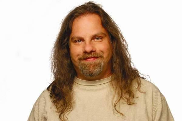 Comedian Tim Nutt