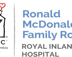 Ronald McDonald House 50/50 Winner