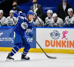 Storm's John Ludvig enjoying strong AHL season