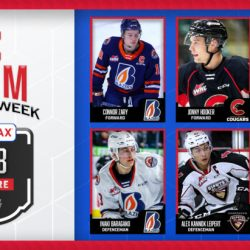 WHL announces RE/MAX B.C. Hub Team of the Week for April 12, 2021 – Kamloops Blazers