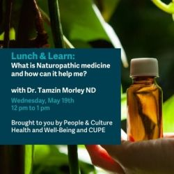 What is naturopathic medicine and how can it help me? – TRU Newsroom