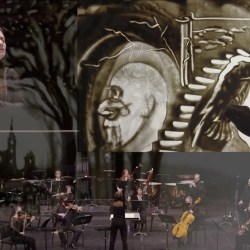 Pictures at an Exhibition excerpt – Kamloops Symphony with Marina and Eva Sosnina