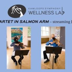 String Quartet in Salmon Arm