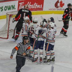 BLAZERS EARN 5-4 WIN IN PG – Kamloops Blazers