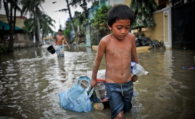 Climate-altering negligence is endangering our children