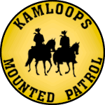 Kamloops Mounted Patrol Logo