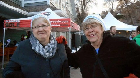 Friend-of-KUC Judy & Sharon.