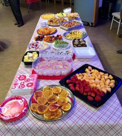 A feast to celebrate!