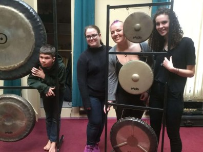 Youth and Gongs...