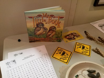 Great childrens book on burrowing owls.