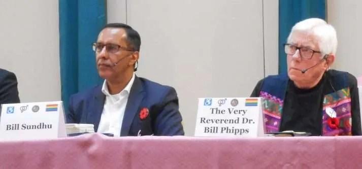 Bill S and Bill P