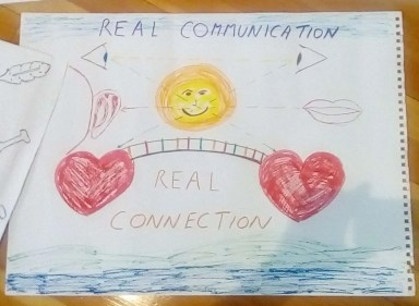 Real Communication ~ Real Connection