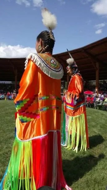 Dance for the Residential School Survivors