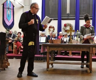 Rev. Michael and Dawn