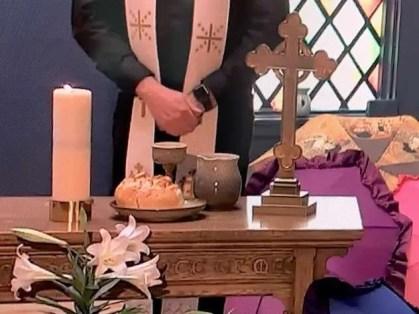 Easter, Communion elements