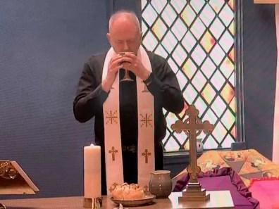 Communion, Easter