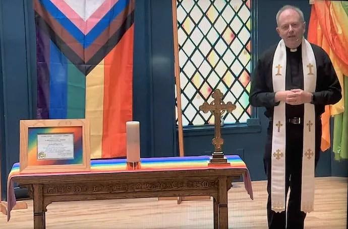 Rev.Dr. Michael Caveney
