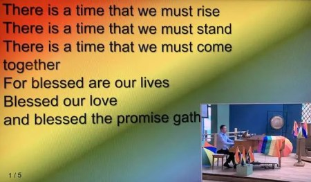Hymn: There is a Time, MV165