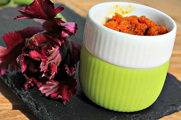 Gulerods – dip – hummus eller en kold sovs