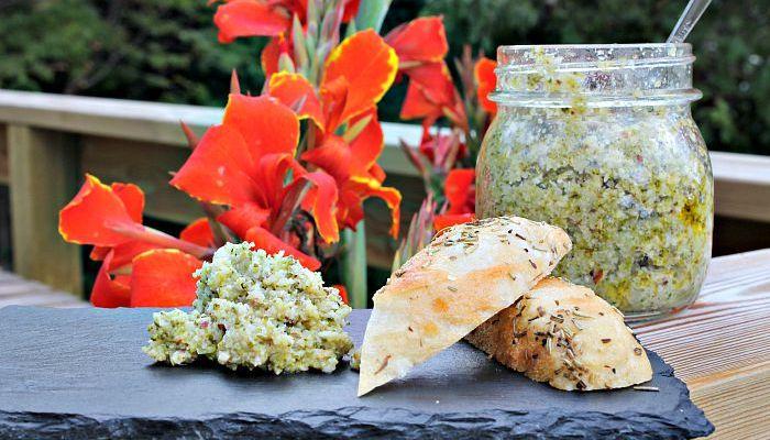 Broccoli spread / Dip
