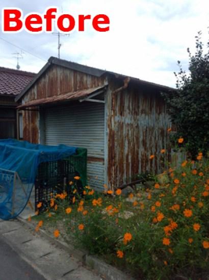 某倉庫リフォーム工事 屋根・外壁(愛知県一宮市)