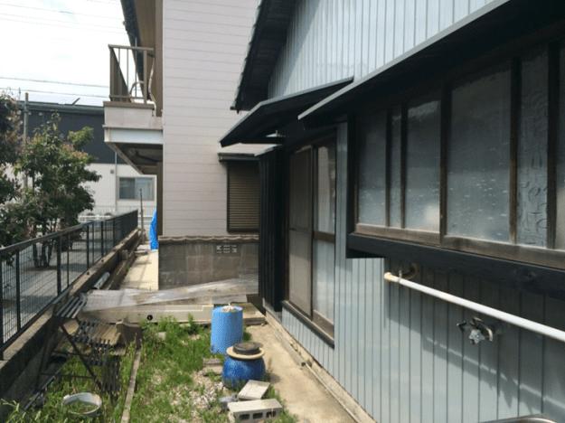【リフォーム012】 O様邸 リフォーム工事(外壁、樋)(岐阜県大垣市)