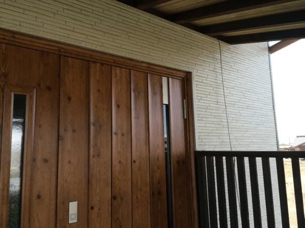 【施工事例084】  Ⅰ様邸リフォーム工事(外壁)(愛知県江南市)