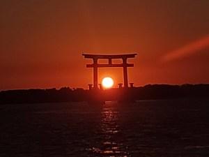 夕陽と餃子・鰻・さわやかのハンバーグを1日で楽しむ運賃は2,410円!