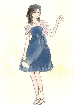 プリンセスラインのコピー