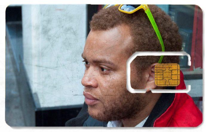 Issac Kariuki, SIM Card Project, 2015, Ongoing.