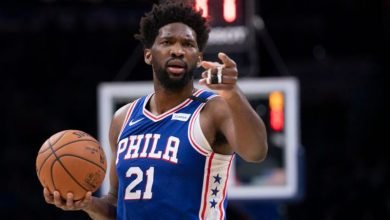 What next for Cameroon's Joel Embiid?