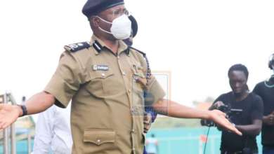 Police boss Kasingye fined, suspended for six months