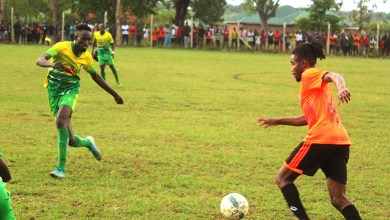 Blacks Power FC knocked out Uganda Cup