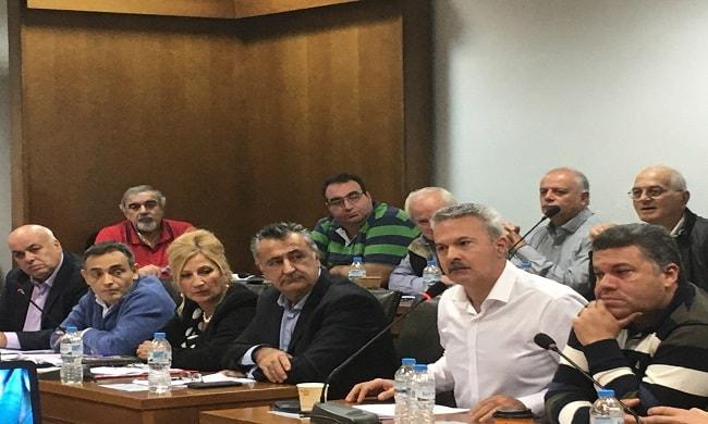 Δημοτικό συμβούλιο στον Δήμο Δέλτα
