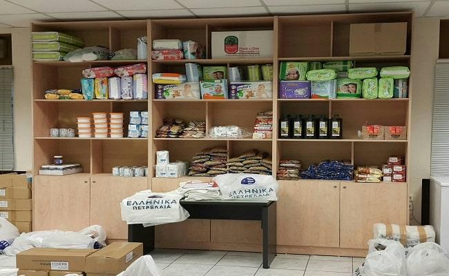 Δωρεάν τρόφιμα από τον Δήμο Δέλτα