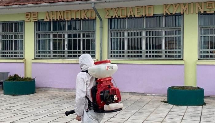 Ανοίγουν τα σχολεία στον Δήμο Δέλτα