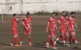 Ιωνικός-Καμπανιακός 0-2