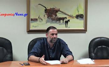 Ο Θωμάς Μουρμούρας στο kampanianews