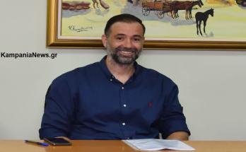 Ο Θωμάς Μουρμούρας νέος πρόεδρος του Καμπανιακού