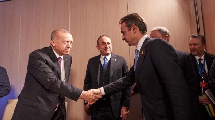 ειρηνική επίλυση ζητούν οι Τούρκοι