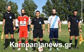 Κύμινα-Μάλγαρα 3-1