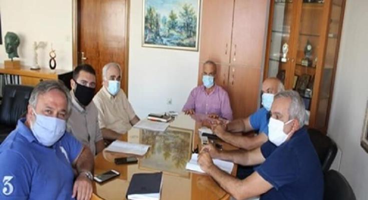 Συνεργασία Δήμου Δέλτα και Κορδελιού