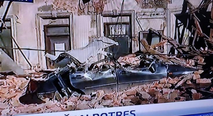 Μεγάλος σεισμός στην Κροατία