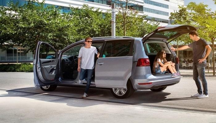 Αλλαγή του όρίου ατόμων στο αυτοκίνητο